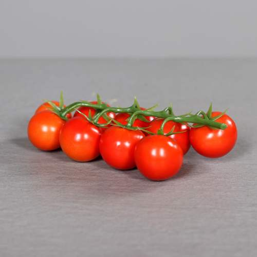 Rosii cherry artificiale decorative - 20 cm